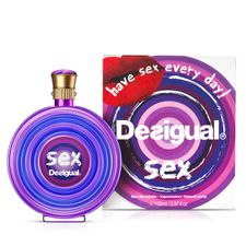 Desigual Sex toaletná voda