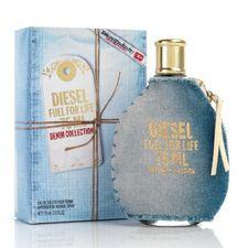 Diesel Fuel For Life Denim Collection Femme toaletná voda
