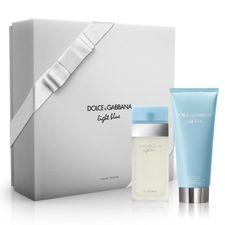 Dolce & Gabbana Light Blue kazeta, EdT 50 ml + telový krém 100 ml