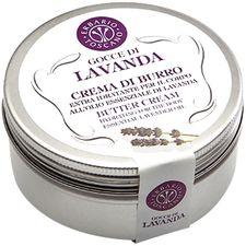 Erbario Toscano Lavender telový krém 175 ml
