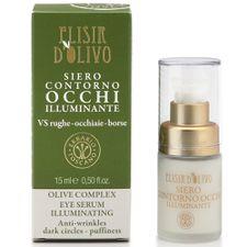 Erbario Toscano Olive Complex očné sérum 15 ml
