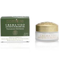 Erbario Toscano Olive Complex protivráskový krém 50 ml