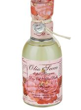 Erbario Toscano Rose telový olej 125 ml