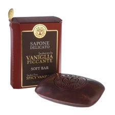 Erbario Toscano Spicy Vanilla mydlo 140 g