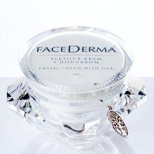 Facederma Face Care krém 50 ml, Pleťový krém s hodvábom