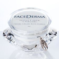 Facederma Face Care krém 50 ml, Pleťový krém s perlami