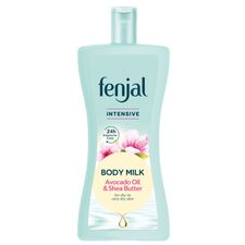 Fenjal Intensive telové mlieko 200 ml, Body Milk Intensive Caring