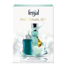Fenjal Miss Fenjal kazeta, sprej 75 ml + toaletné mydlo 90g + krémový olej do kúpeľa 50 ml