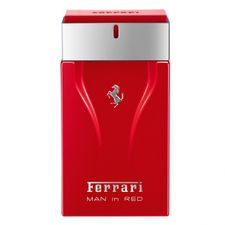 Ferrari Man in Red sprchový gél