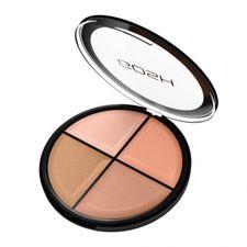 Gosh Contour'n Strobe Kit make-up 15 g, 01 Light