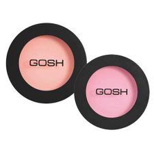 Gosh Natural Blush farba na líčka 5 ml, 36 Rose Whisper-s ružovým nádychom