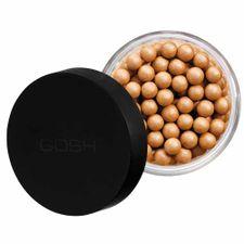 Gosh Precious Powder Pearls púder, Glow-žiarivá