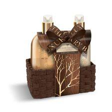 Grace Cole Grace Cole kazeta, Perfect Pleasures mydlo na ruky a krém na ruky v dekoratívnom košíčku 2 x 300 ml