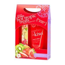 Grace Cole Strawberry & Kiwi krém na ruky 50 ml, krém na ruky
