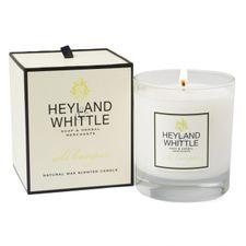 Heyland & Whittle Glass sviečka 230 g, Wild Lemongrass