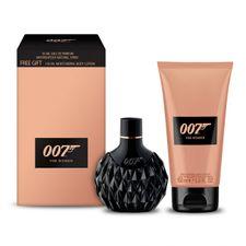 James Bond 007 007 For Women kazeta, EdP 50 ml + TM 150 ml