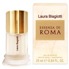 Laura Biagiotti Essenza di Roma toaletná voda 50 ml