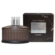 Laura Biagiotti Essenza di Roma Uomo toaletná voda 40 ml