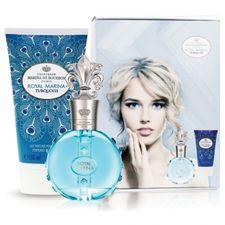 Marina De Bourbon Royal Marina Turquoise kazeta, EdP 50 ml + TM 150 ml