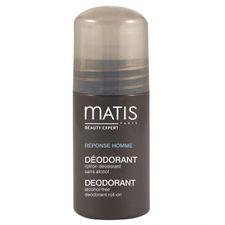 Matis Reponse Homme Line dezodorant 50 ml, DEODORANT Alcohol-free deodorant roll-on