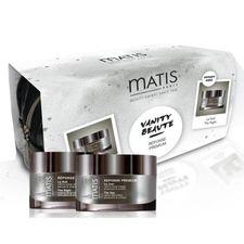 Matis Reponse Premium kazeta, pleťový denný krém 50 ml + pleťový nočný krém 50 ml
