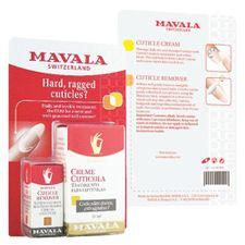 Mavala Produkty na nechty kazeta, Duo Cuticle Cream 15 ml + Cuticle Remover 5 ml