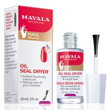 Mavala Produkty na nechty olej 10 ml, Oil Seal Dryer