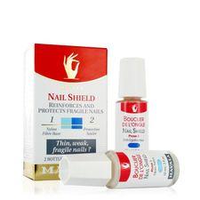 Mavala Produkty na nechty posilňovač nechtov 20 ml, Nail shield 2 x 10 ml