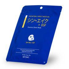 Mitomo Mask pleťová maska 1 ks, Syn Ake + EGF