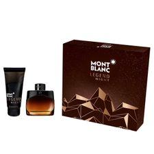 Mont Blanc Legend Night kazeta, EdP 50 ml + SG 100 ml