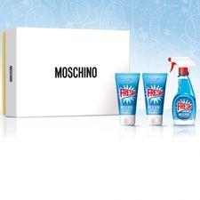 Moschino Fresh Couture kazeta, EdT 50 ml + TM 50 ml + SG 50 ml