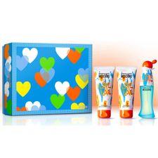 Moschino I Love Love kazeta, EdT 50 ml + SG 100 ml + TM 100 ml