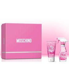 Moschino Pink Fresh Couture kazeta, EdT 30 ml + TM 50 ml
