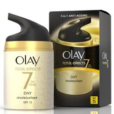 OLAY Total Effects krém 50 ml, 7-in-1 AA Day Moisturiser SPF15