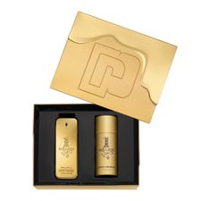Paco Rabanne 1 Million kazeta, EdT 100 ml + dezodorant 150 ml