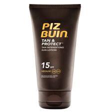 Piz Buin Tan&Protect opaľovací prípravok 150 ml, Tan Intensifier Lotion SPF 15