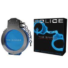 Police The Sinner toaletná voda