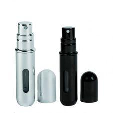 Pressit Duo naplniteľný sprej 1 ks, Black/Silver
