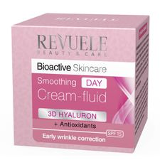 Revuele 3D Hyaluron fluid 50 ml, Smooting Day Cream-Fluid