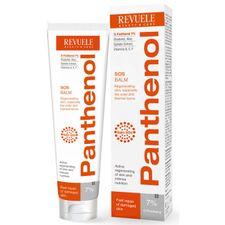 Revuele Panthenol intenzívna staroslivosť 75 ml, Panthenol SOS Balm