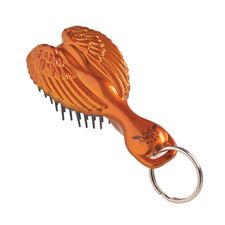 Tangle Angel Baby kefa na vlasy 1 ks, OMG Orange