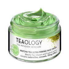 Teaology Matcha Tea krém na tvár 50 ml, Matcha Tea Ultra-Firming Face Cream