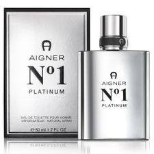 Aigner No 1 Platinum toaletná voda 100 ml