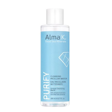 Alma K Face Care čistiaca voda 200 ml, Cleansing Micellar Water