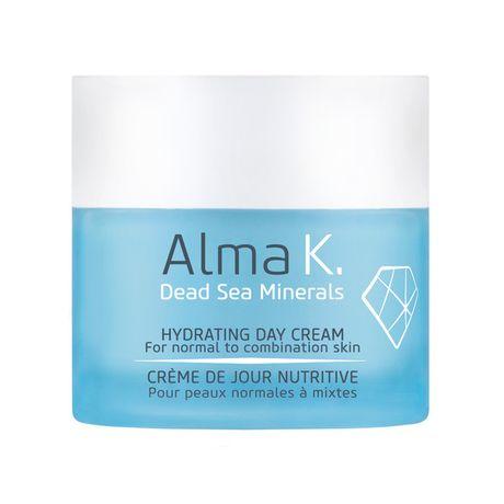 Alma K Face Care hydratačný krém 50 ml, Hydrating Day Cream Normal/Combination
