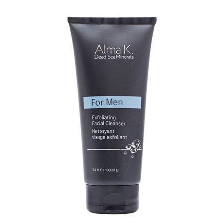 Alma K For Men čistiaci gél 100 ml, Exfoliating Facial Cleanser