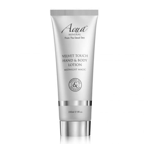 Aqua MINERAL Body Care krém 250 ml, Velvet Touch Hand & Body Lotion Magic