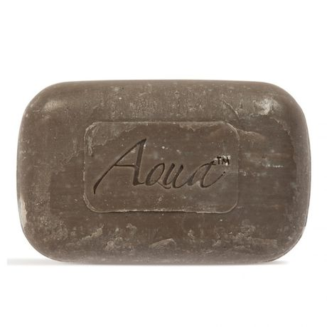 Aqua MINERAL Body Care mydlo 125 g, Mud Soap