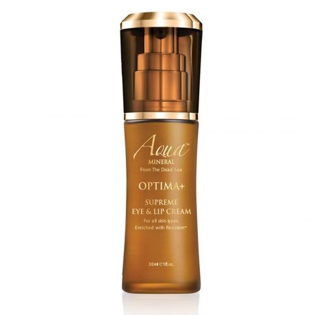 Aqua MINERAL Optima+ krém 30 ml, Supreme Eye & Lip Cream