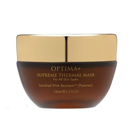 Aqua MINERAL Optima+ pleťová maska 100 ml, Supreme Thermal Mask
